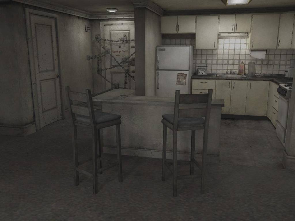 Silent Hill 4. (2. kep)