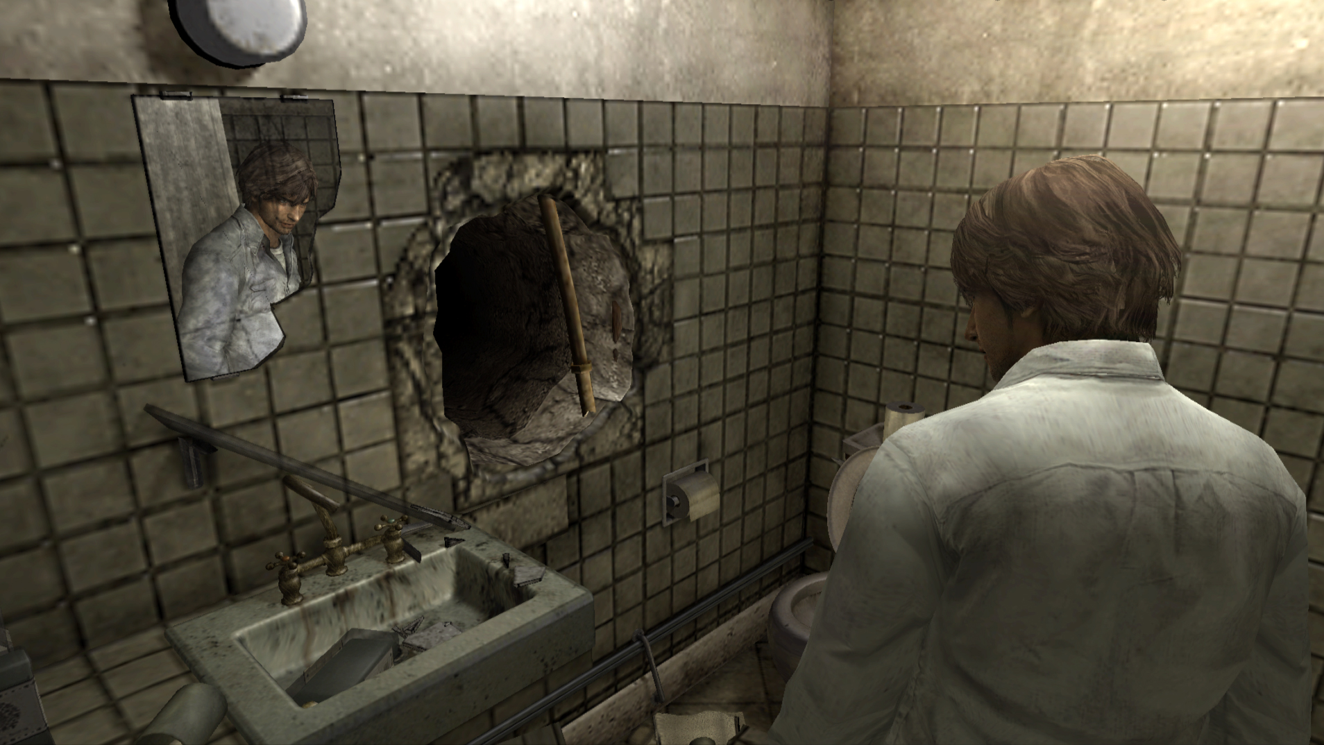 Silent Hill 4. (1. kep)