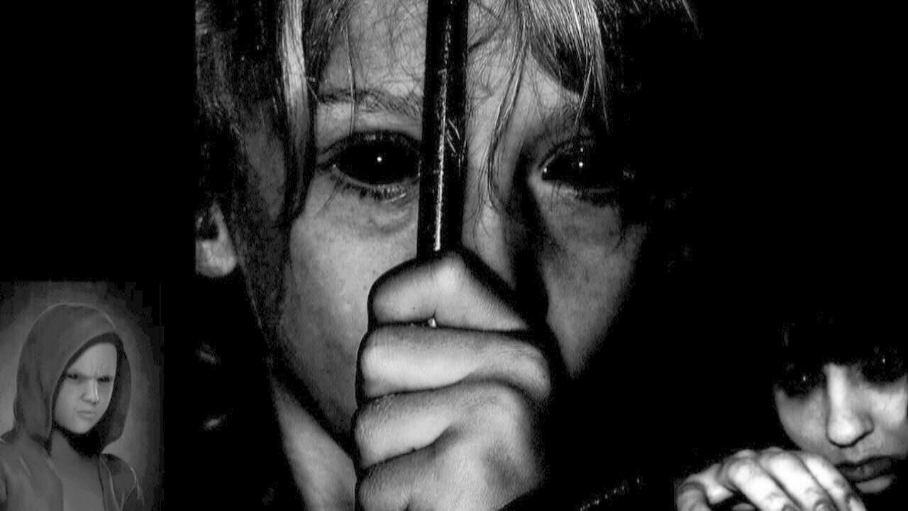A fekete szemű gyerekek 2. kép