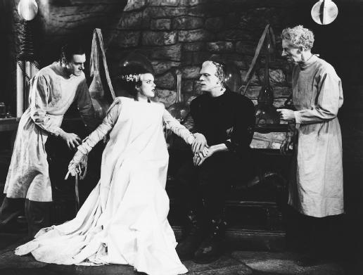 Bride of Frankenstein - Frankenstein menyasszonya (1935) 2. kép