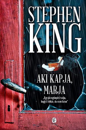 Stephen King: Finders Keepers - Aki kapja, marja (2015) 1. kép