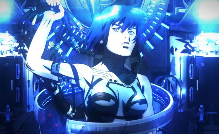 Ghost in the Shell: The New Movie (2015) 2.kép