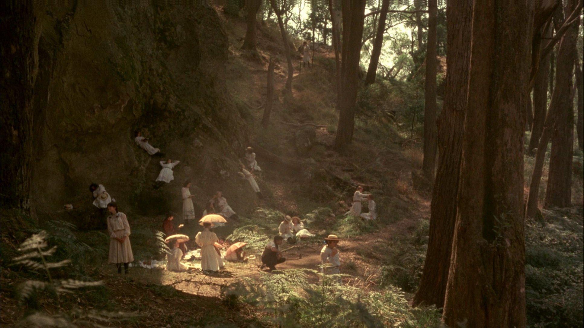 Ausztrál extrém XIV. - Piknik a Függő Sziklánál (1975) 2.kép
