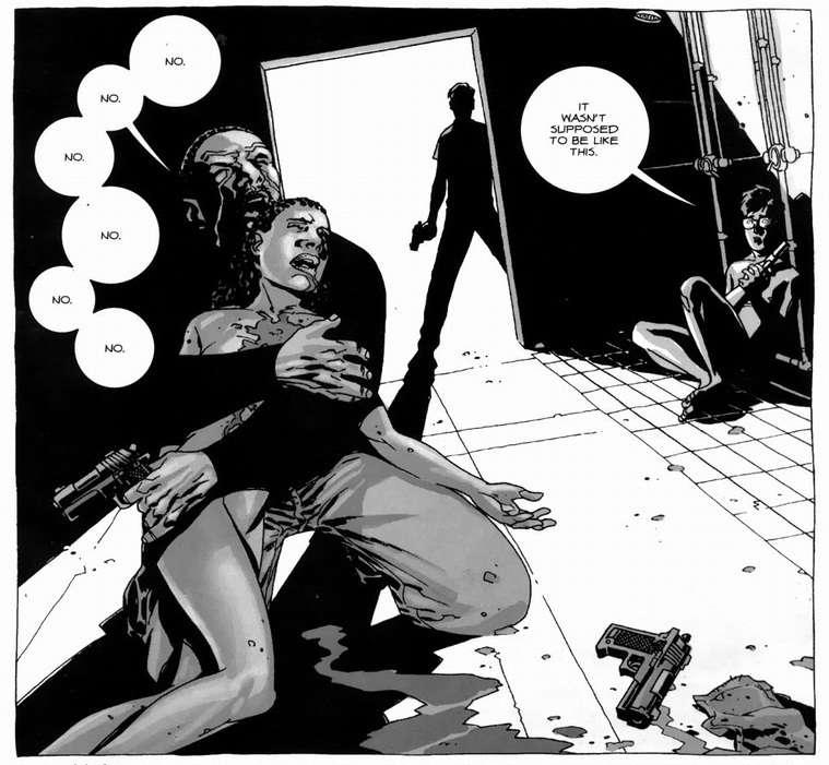 The Walking Dead 3. kötet 5. kép