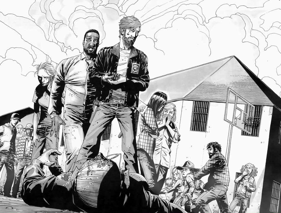 The Walking Dead 3. kötet 10. kép