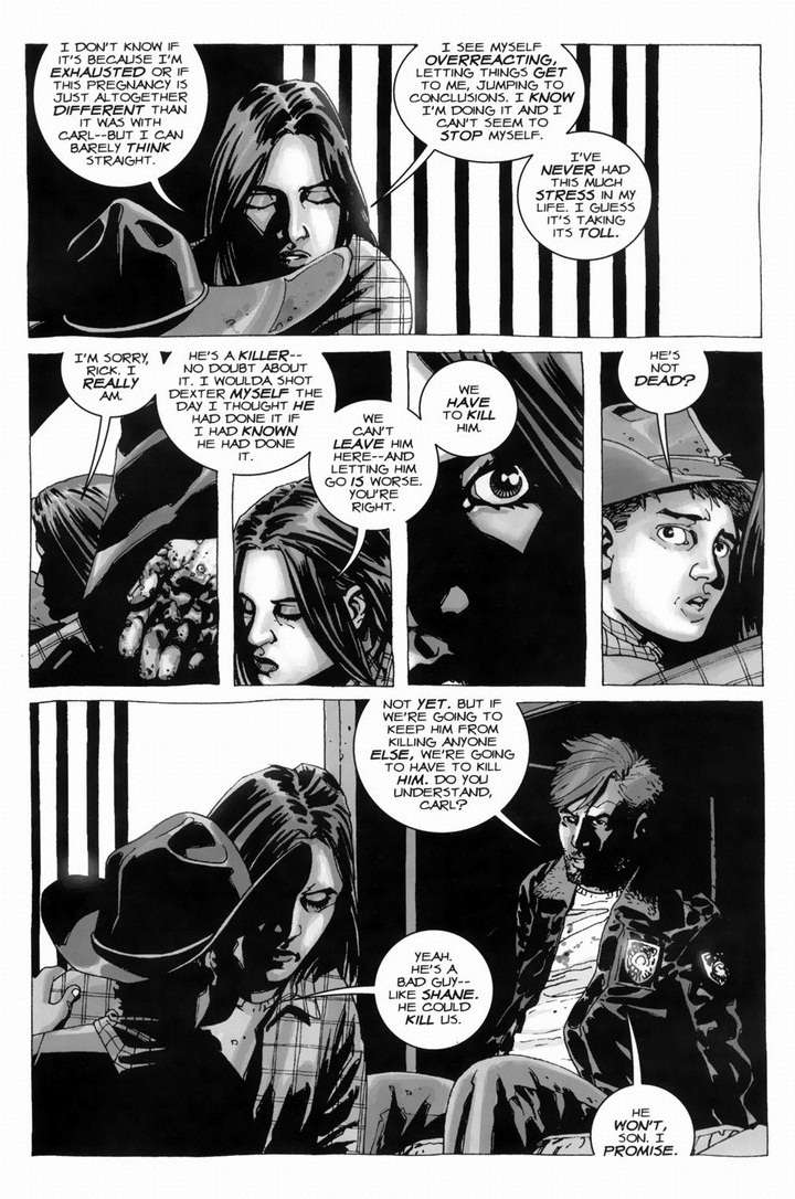 The Walking Dead 3. kötet 11. kép