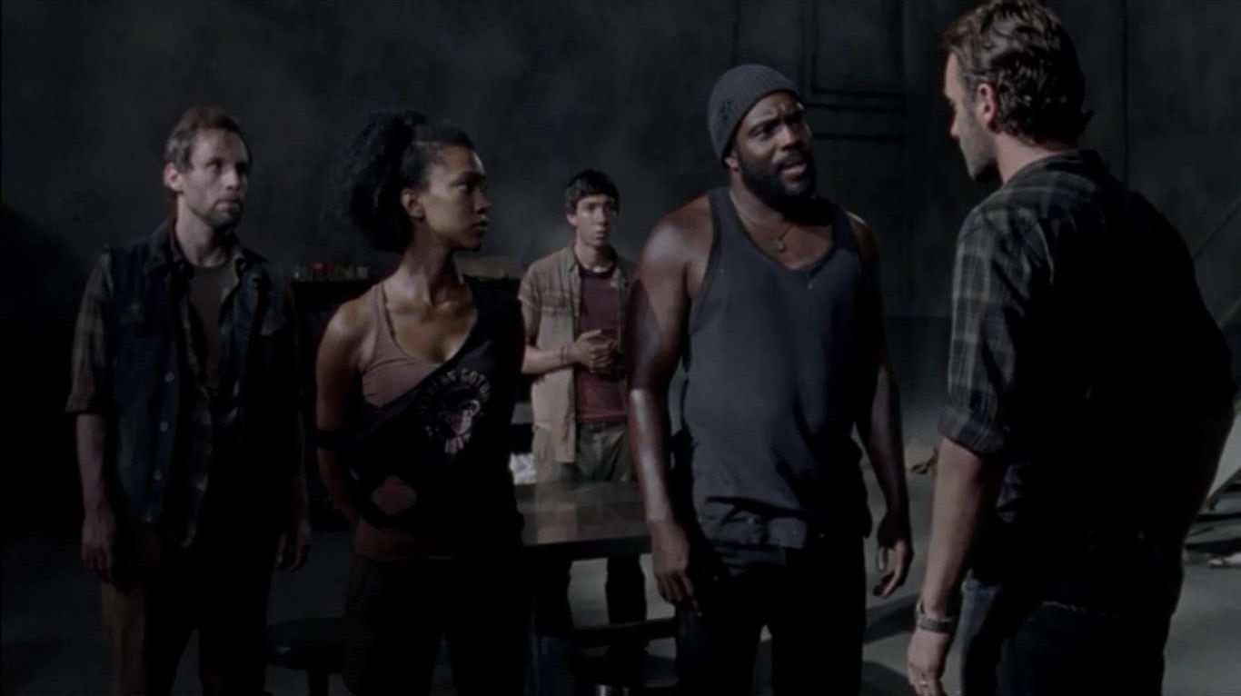 The Walking Dead 3. kötet 16. kép