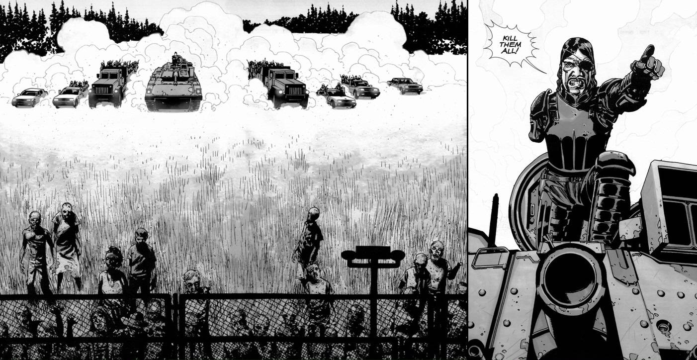 The Walking Dead 8. kötet 2. kép