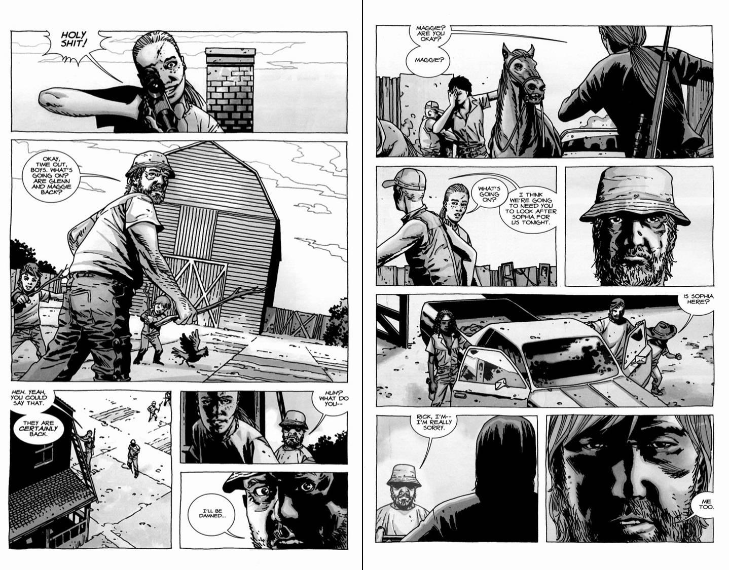 The Walking Dead 9. kötet 5. kép
