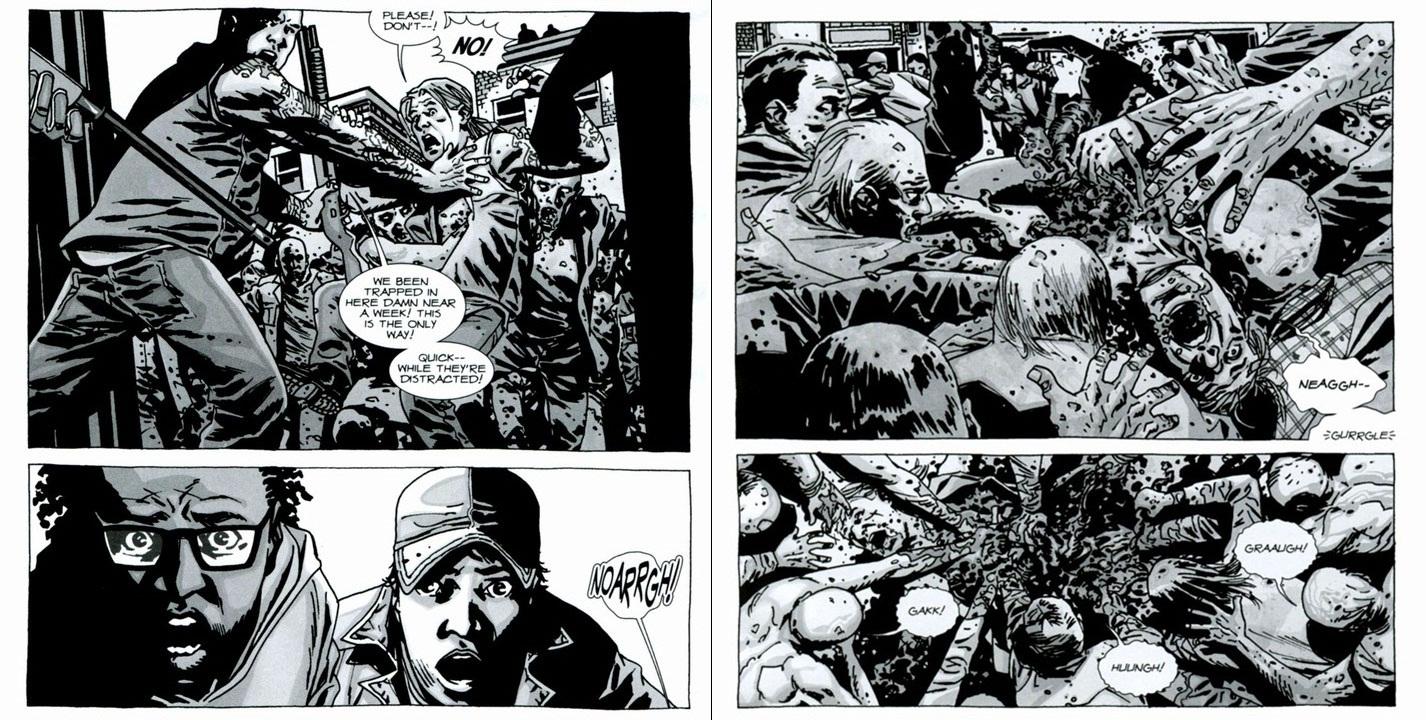The Walking Dead képregény 13. kötet 04. kép