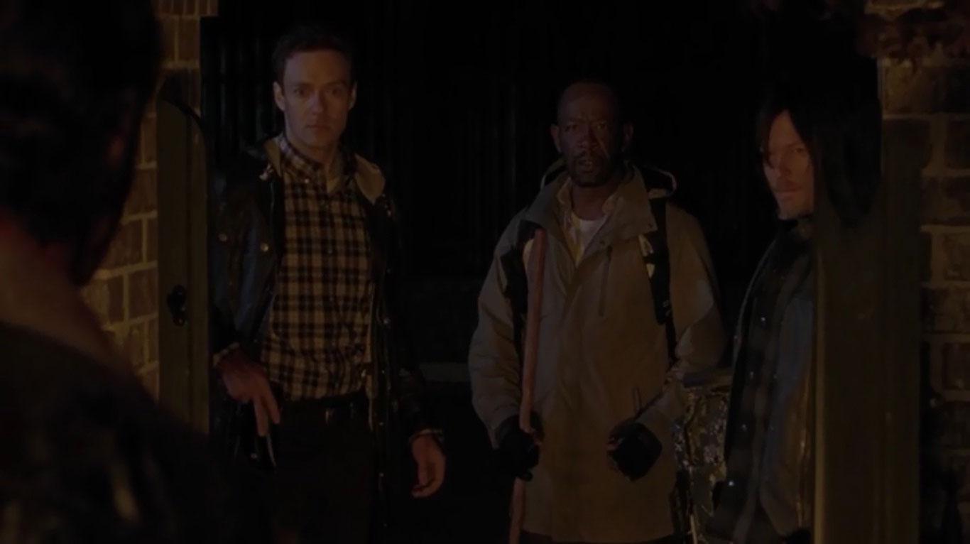 The Walking Dead képregény 13. kötet 16. kép