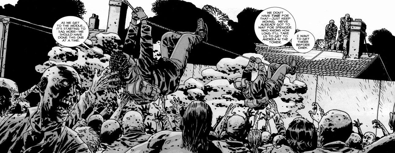 The Walking Dead képregény 14. kötet 05. kép
