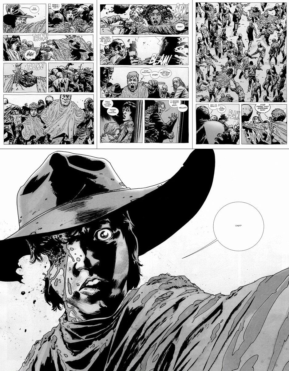 The Walking Dead képregény 14. kötet 08. kép