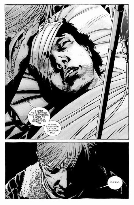 The Walking Dead képregény 14. kötet 10. kép
