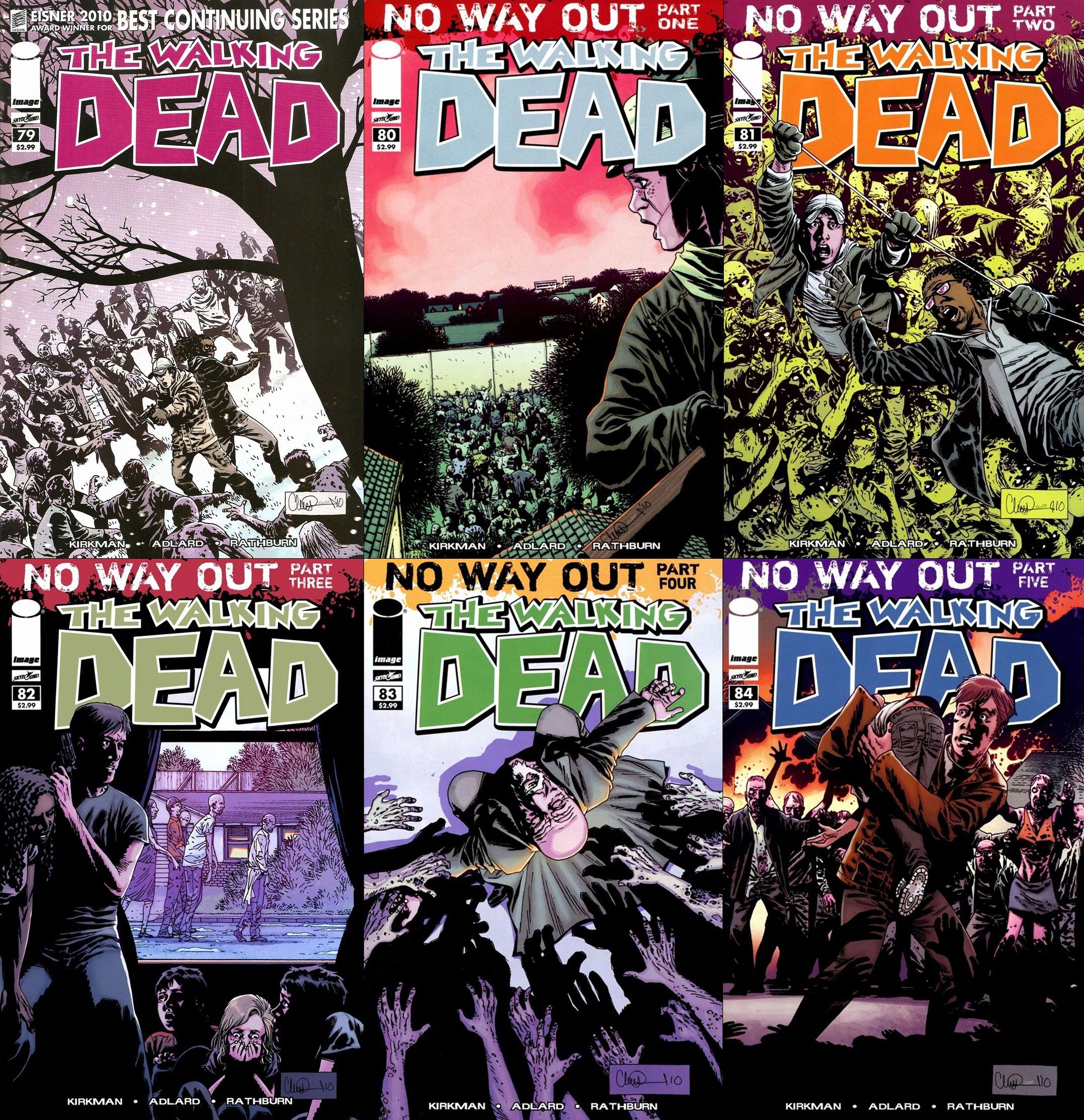 The Walking Dead képregény 14. kötet 11. kép