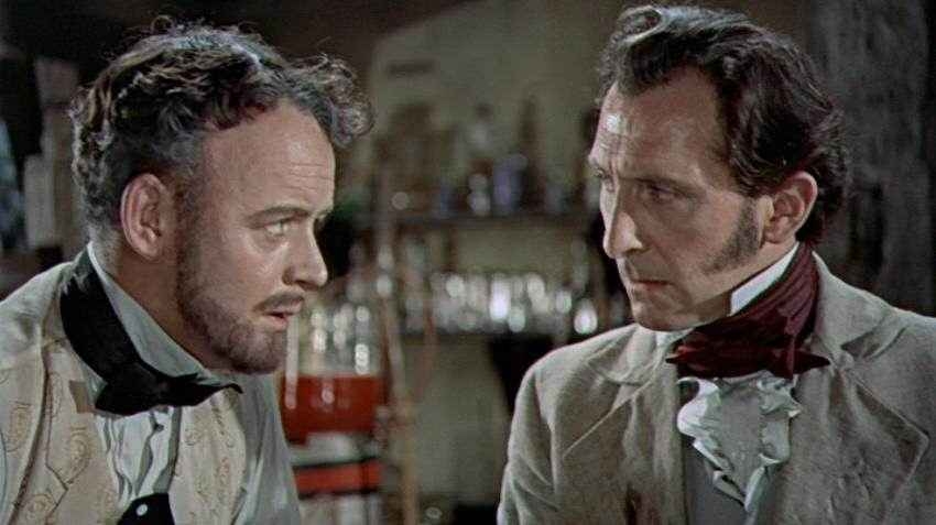 The Curse of Frankenstein - Frankenstein átka (1957) 1. kép